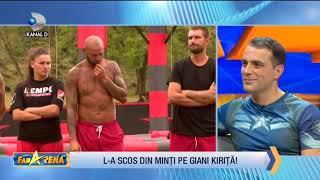 "FanArena (15.11.2018) - OLTIN, ""Legenda"" primului sezon Exatlon, s-a intors! Partea 4"