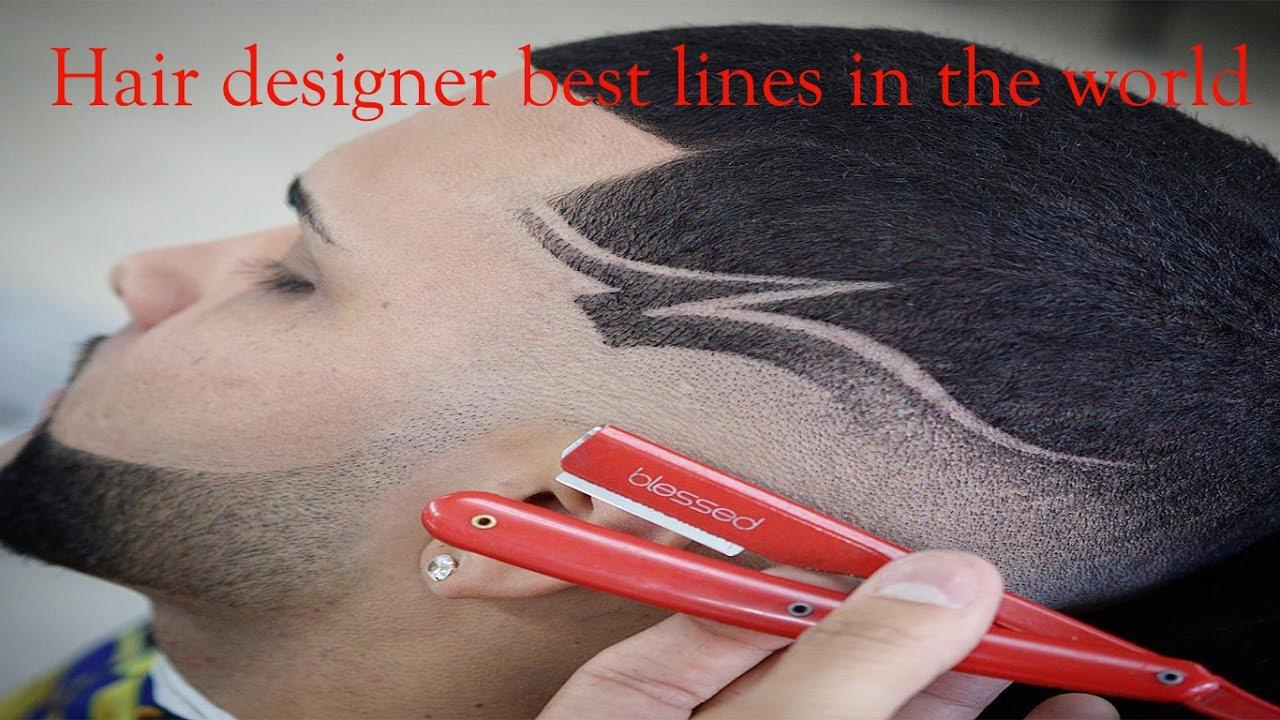 Designer Lines : 💋💋barber shop💋💋 hair designer best lines in the world