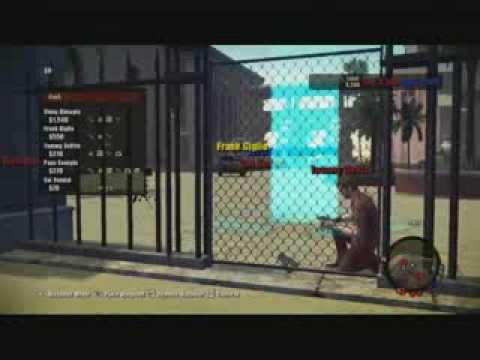 The Godfather II Multiplayer Gameplay