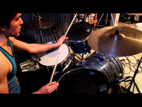 How To Play Bonham Triplets: Made Easy!!