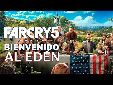 Far Cry 5: Reseña
