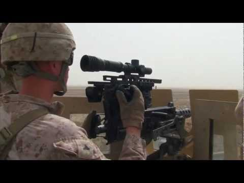 New Optics for M2 Browning .50-cal Machine Gun