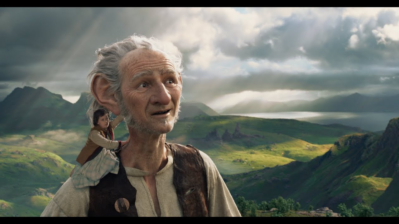 Download The BFG Movie