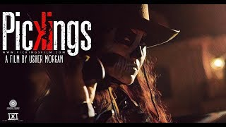 Pickings - Official Trailer (2018) | Neo-Noir Independent Crime Film (Usher Morgan)