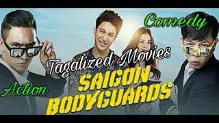 Saigon bodyguard - action/comedy movies (tagalog dubbed)