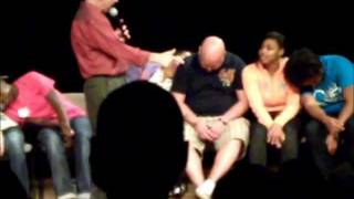 Gambar cover Hypnotist Dr. Steve Taubman at SUNY Canton (Part 3)
