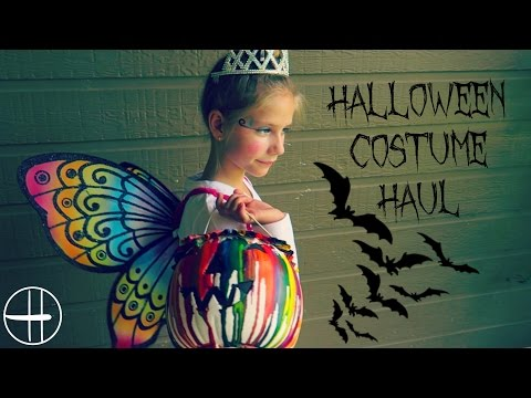 Halloween Costumes Haul, Halloween Costume Shopping At Target, How To DIY Fairy Costume Hopes Vlogs