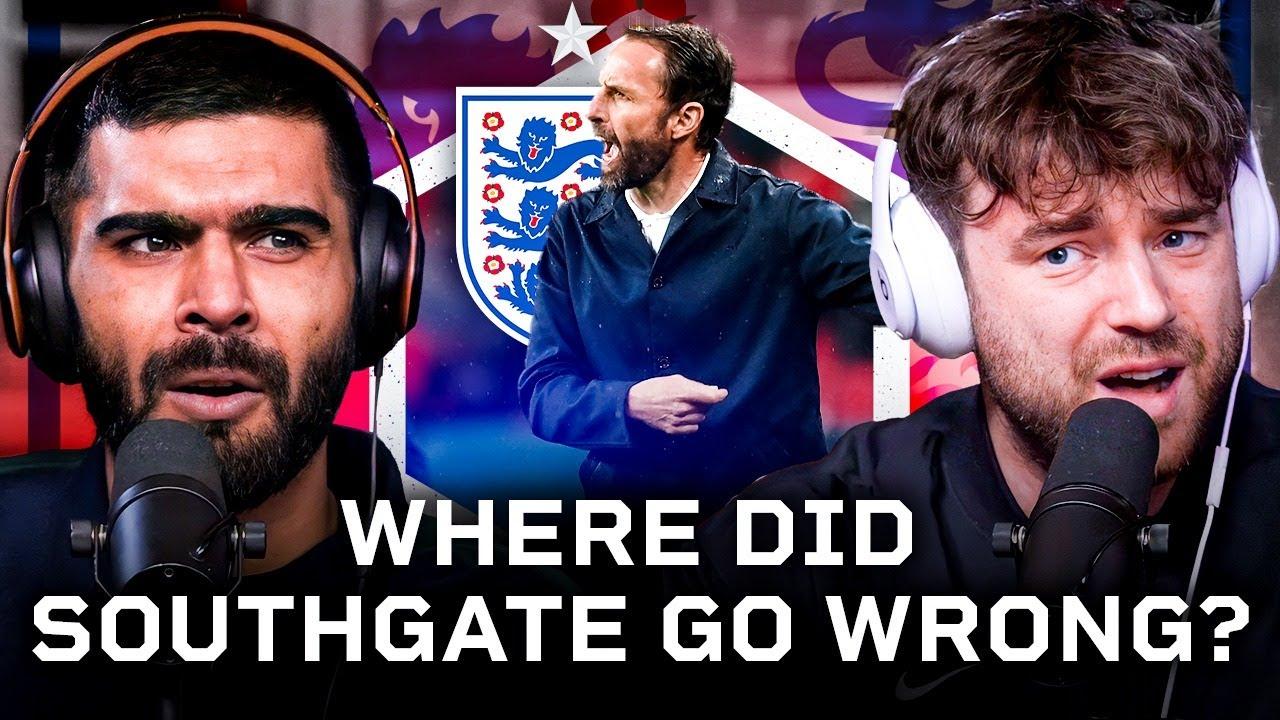 DEBATE: Where did Southgate go WRONG?
