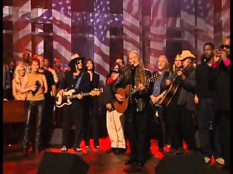 "Willie Nelson and Ensemble - America the Beautiful (from ""America: A Tribute to Heroes"")"
