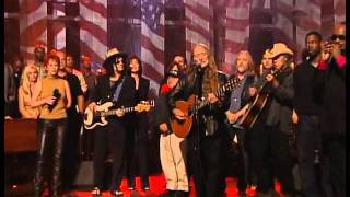 Willie Nelson and Ensemble America the Beautiful from 34