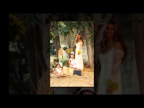 Aggeliki & Little Angels In Vintage Mood