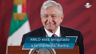 El sociólogo y antropólogo, Roger Bartra, quien ha dado seguimiento puntual a la carrera política del presidente López Obrador, da respuesta a esta pregunta