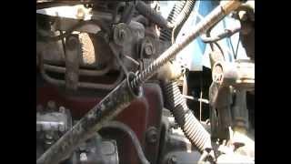 Hino Ranger. Обзор грузовика (Кабина, Двигатель, Кузов).