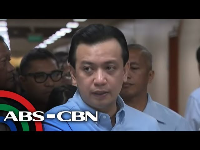 WATCH: Sen. Trillanes press briefing | 6 September 2018