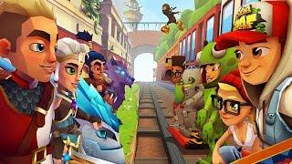 Blades of Brim: Unlocked New Character Zamu - Subway Surfers the Creator - SYBO Games