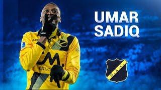 Umar Sadiq ● All Goals, Assists & Skills - 2017/2018 ● NAC Breda