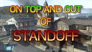 COD Black Ops 2 Glitches Out Of Map Standoff