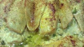 How To Make Crab Stuffed Flounder