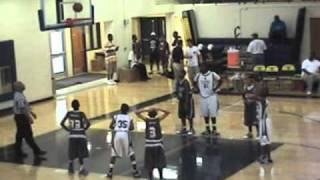 2010 AAU Nationals 10U Atlanta Knicks vs ICP California