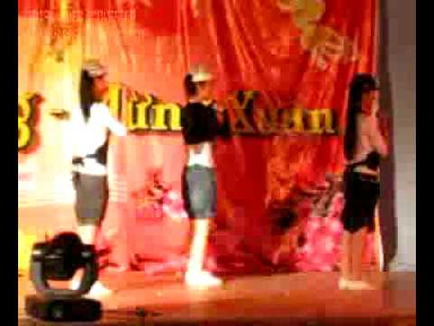 Nhay:Lop9A1 Truong THCS Nguyen Du