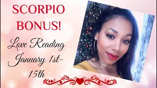 SCORPIO - BONUS! A Lover and Best Friend Connection you can TRUST!!