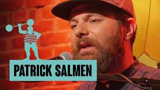 Patrick Salmen – Geschichten aus dem Zug
