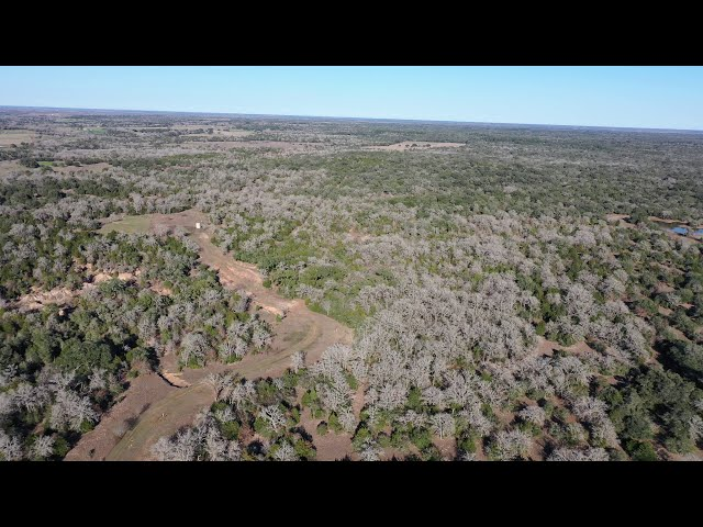 K Bar Ranch - ± 965 acres for sale in Lavaca County TX