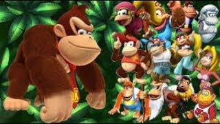 DONKEY KONG COUNTRY - LOOTS