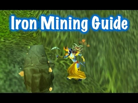 Iron & Gold Ore Farm Guide (World Of Warcraft)