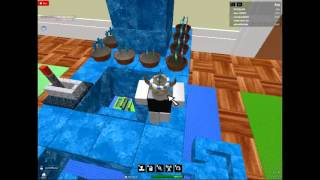 ROBLOX Building : VOXELUS