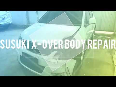SUZUKI X-OVER Body repair