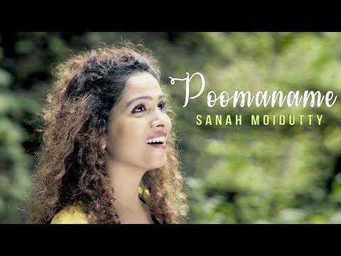 Poomaname (Nirakkoottu)   Malayalam Cover   Sanah Moidutty ft. Prasanna Suresh