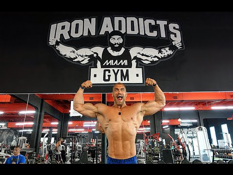 GYM REPORT | IRON ADDICTS MIAMI | HOME OF MIKE RASHID
