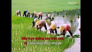 karaoke Chào Việt Nam - Thùy Chi