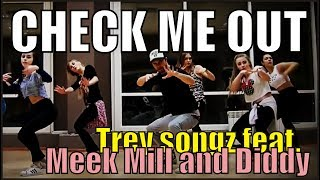 Download Trey songz feat. Meek Mill and Diddy - Check me out | choreography Vladimir Osipenko MP3 song and Music Video