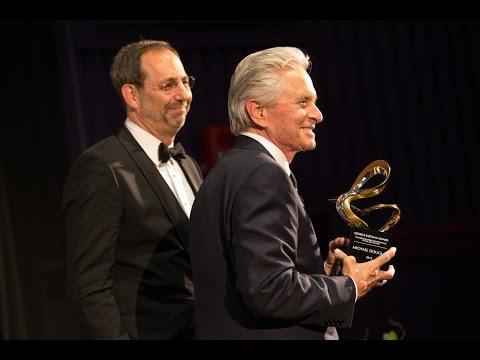 Michael Douglas - 69th George Eastman Award