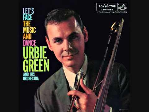 Urbie Green - Let's face the music and dance (1958)  Full vinyl LP