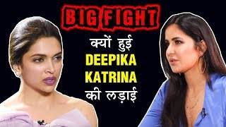 Deepika Padukone amp Katrina Kaif BIG FIGHT  Bollywood39s Most Controversial FIGHTS