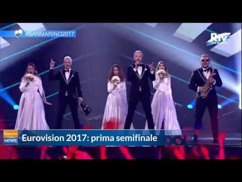 Guida all'Eurovision 2017 di Eurofestival News, su San Marino RTV