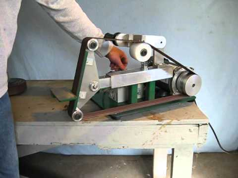 Build Diy Free 2 215 72 Belt Grinder Plans Pdf Plans Wooden