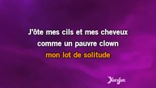 Karaoké Comme ils disent (Live - En toute intimité) - Lara Fabian *