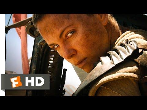 Mad Max: Fury Road - Desert Battle Scene (9/10) | Movieclips