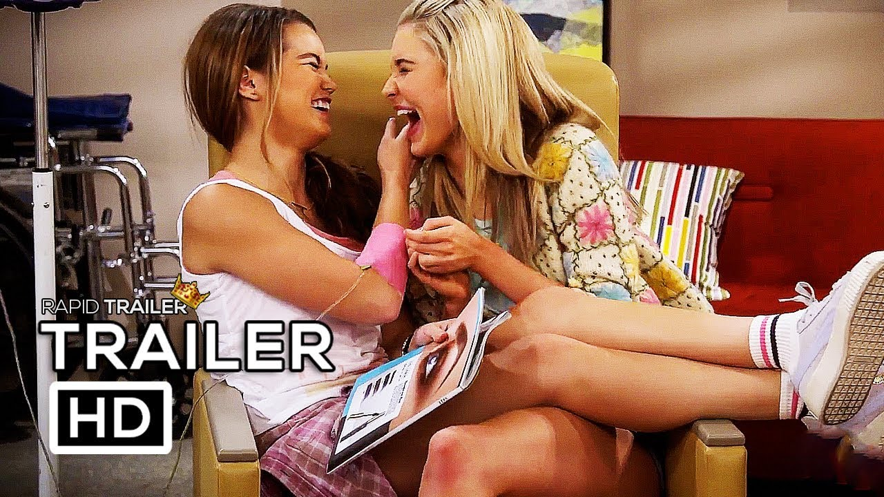 Download ALEXA AND KATIE Official Trailer (2018) Netflix Comedy Series HD
