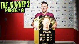 Fifa 18 el camino - danny williams es el nuevo jugadorazo de la premiere league - parte 9