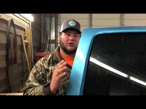 How to Install $20 Ebay Precut Window Tint