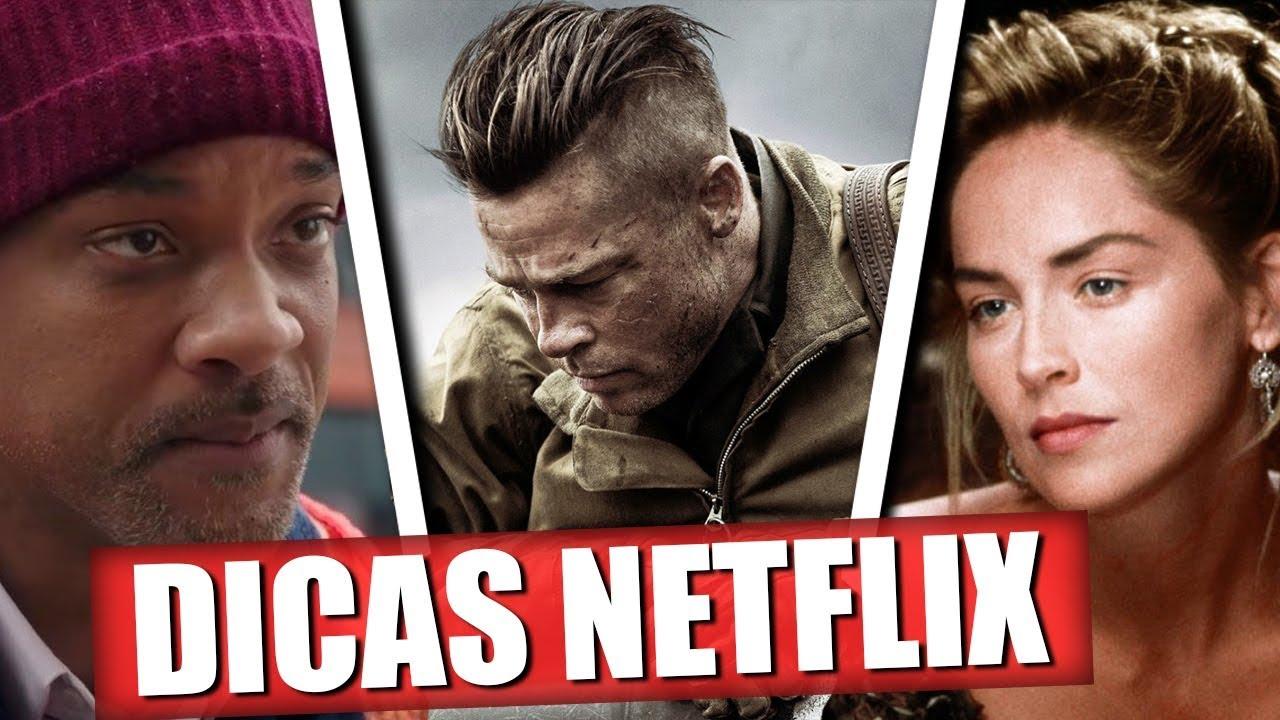 8 FILMES NA NETFLIX PARA NÃO DEIXAR DE VER!