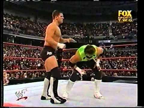 The Hurricane vs. AJ Styles [WWF Metal 01.26.2002]