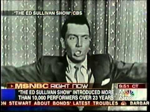 Interview: Ed Sullivan Biography