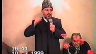 Haci Soltan Alizade Qadınlar Günü 1999 cu il