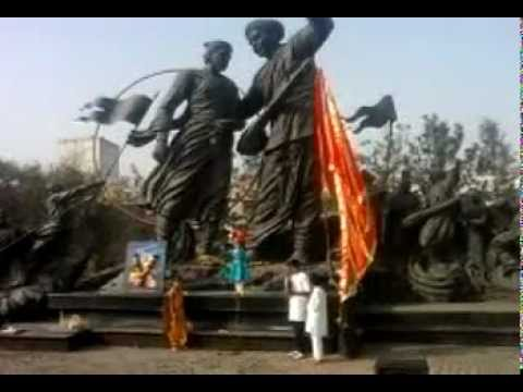 bal shahir   sambhaji maharaj powada   youtube